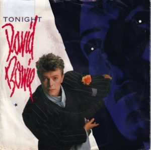 David Bowie Tonight - Tumble And Twirl (1984) estimated value € 8,00