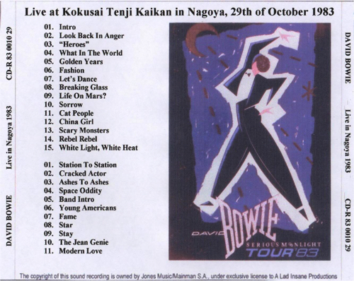 David Bowie 1983-10-29 Nagoyajpg copy
