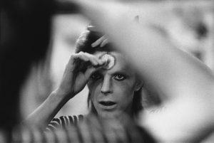 David Bowie Aberdeen 1973