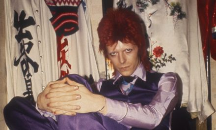 Mick Rock interview : Shooting David Bowie portraits