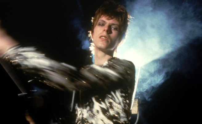 The Last Spider from Mars recalls life with David Bowie