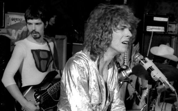 Tony Visconti on producing with Bowie: Intuition, mind-reading and 48 years of experience
