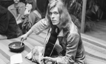 Bowie's Hunky Dory: How America Inspired 1971 Masterpiece
