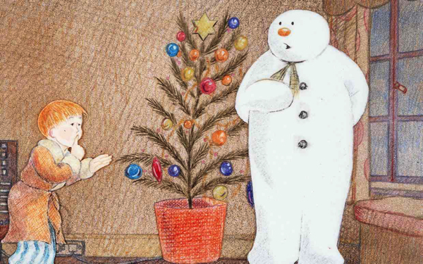 How The Snowman melted David Bowie's heart