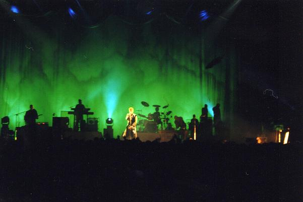 David Bowie 1996-06-25 in Zenith Omega ,Toulon
