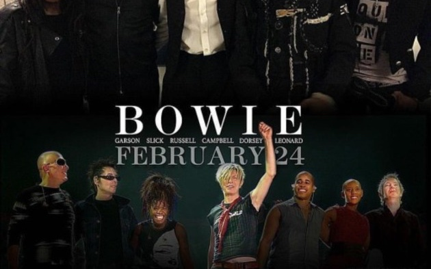 2017-01-06 The Last Supper - Slick, Garson, Leonard, Russell and Campbell discuss Bowie