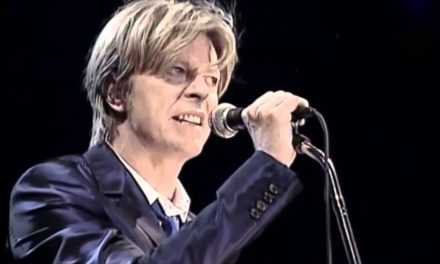 Video :David Bowie 60 Minutes Interview 2002