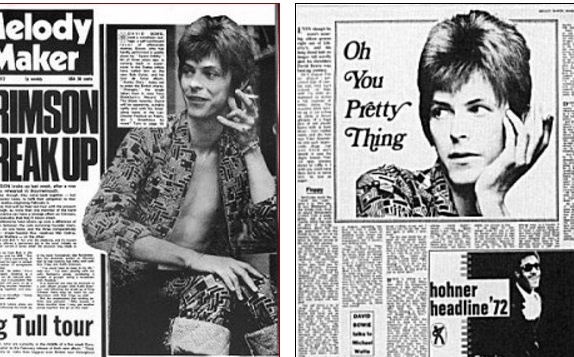 Flashback: How David Bowie Came Out As Gay (And What He Meant By It)