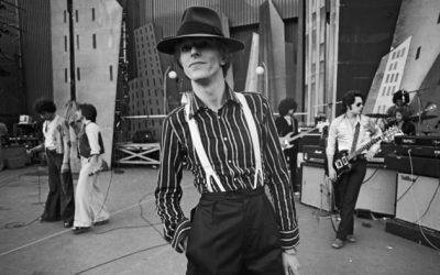 Limited Edition David Bowie LPs Planned for Record Store Day