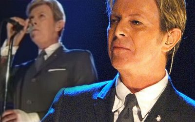 Flashback : David Bowie's Live On Mars ,Last performance 2006