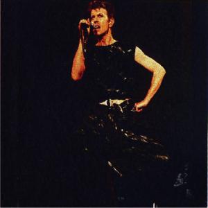 david bowie 1995 11 21 Birmingham A Brand New Talk insert