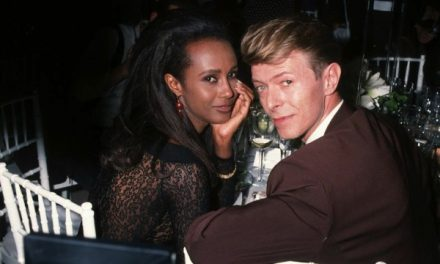 Iman posted a heartbreaking tribute to David Bowie for their 25th anniversary