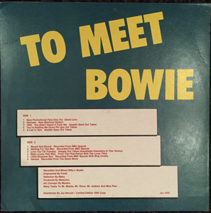 David-Bowie –to-meet-bowie-disc