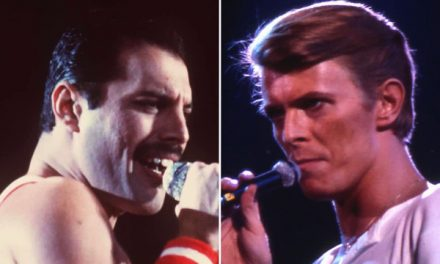 David Bowie recorded songs with Queen 'that never got released'