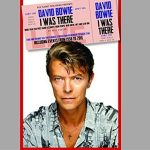 "New book coming out this month, David Bowie – ""I Was There"" – by Neil Cossar (Author)"