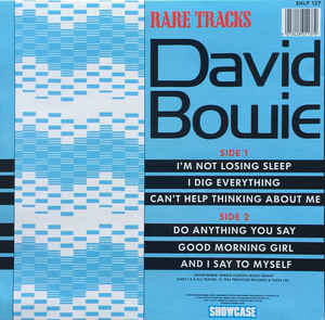 david bowie rare tracks-back