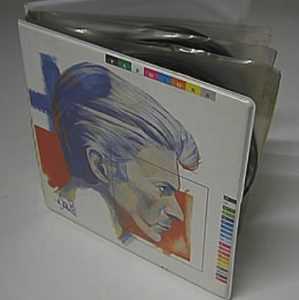 David Bowie Fashions - 10 × Vinyl 7 inch Picture Disc ,Compilation Set ,HD Audio