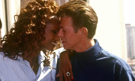 How Iman saved David Bowie's drug-fueled life