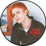 David Bowie Picture Disc TVC 15 - Wild Is The Wind