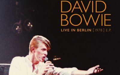 David Bowie 'Live In Berlin' EP Streaming for Limited Time