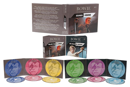 David-Bowie-Sounds-&-Visions-The-Legendary-Broadcasts – 6 CD