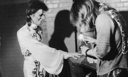 David Bowie's first USA Tour was 45 years ago