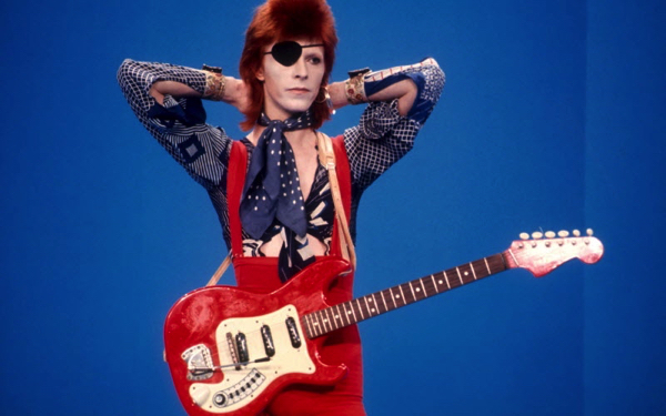The Guitars Of David Bowie