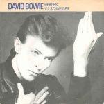 David Bowie Heroes / V-2 Schneider