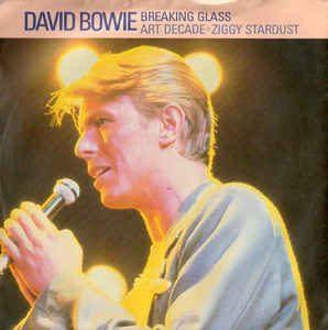 David Bowie Breaking Glass / Art Decade / Ziggy Stardust