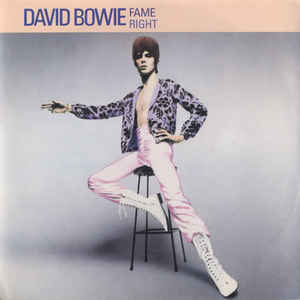David Bowie Fame / Right