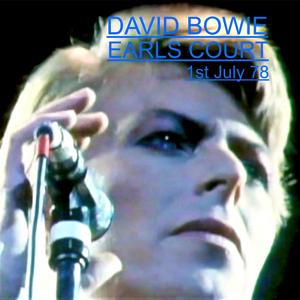 David Bowie 1978-07-01 London ,Earl's Court Arena (Matrix of 3 sources) - SQ -8