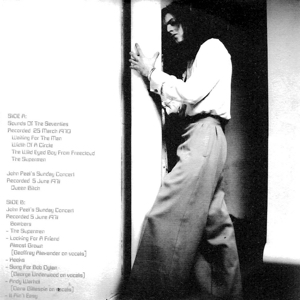 David Bowie - BBC Sessions Vol. 3 (God's A Young Man To Do) - Back