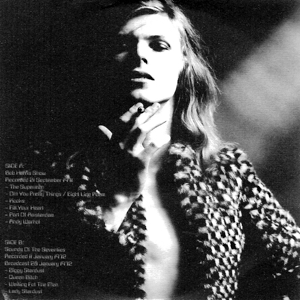 David Bowie - BBC Sessions Vol. 4 (It's The Freakiest Show) - Back