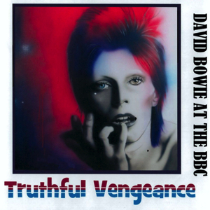David Bowie Truthful Venegeance (Compilations At The BBC 1970) - SQ 8,5