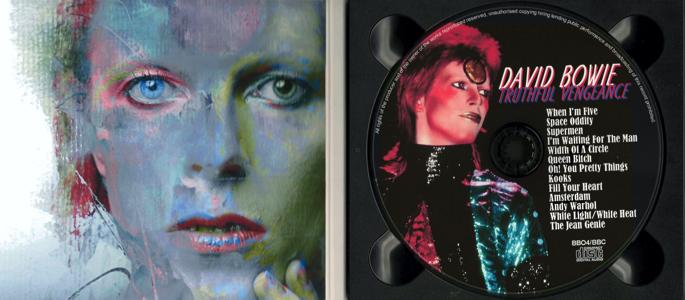 David Bowie - Truthful Venegeance - Inside