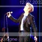 David Bowie 2002-07-12 Cologne ,E-Werk Festival (Off Master) - SQ 8,5
