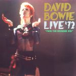 David Bowie 1972-11-17 Dania ,Pirates Cove Amusement Park - Twig The Wonder Kid - (Diedrich) - SQ 6+