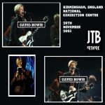 David Bowie 2003-11-20 Birmingham ,National Exhibition Centre – Birmingham 2003 11 20 – SQ 9