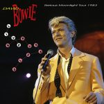 David Bowie 1983-05-18 Brussels ,Forest National (1st Night) - SQ 8