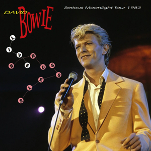 David Bowie 1983-05-18 Brussels ,Forst National (1st Night) - SQ 8