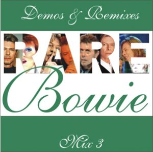 David Bowie Demos & remixes disc 3