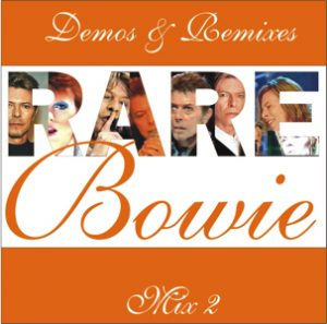 David Bowie Demos & remixes disc 2