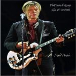 David Bowie 2003-10-23 Lombardy ,FilaForum di Assago (near Milan) – FilaForum di Assago Milan 23-10-2003 – SQ 8+