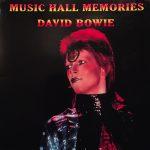 David Bowie 1972-10-01 Boston ,Music Hall – Music Hall Memories – (Diedrich) - SQ 8+