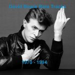 David Bowie Rare Tracks 1970-1994 – A compilation of Bowie's B-sides, one-offs, rarities and collaborations