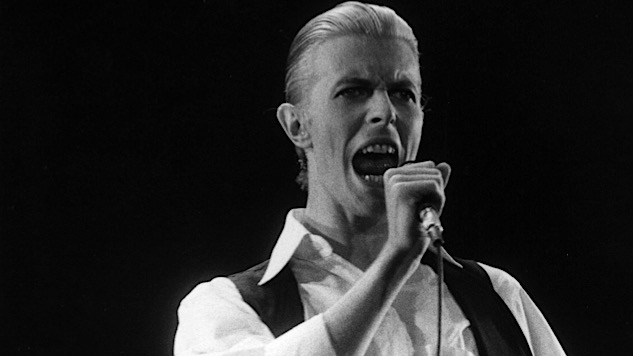 Released 42 years ago: How David Bowie Arrived at the Addled Splendor of Station to Station