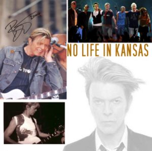David Bowie 2004-05-10 Kansas City ,Starlight Theatre - No Life In Kansas - (MP3 128) - SQ 8,5