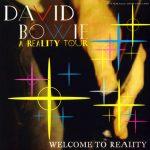 David Bowie 2004-03-08 Tokyo ,Nippon Budokan - Welcome To Reality - SQ -9