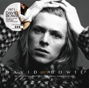 David Bowie 1971 - BBC Pick Of The Pops - Bowpromo1 - Hunky Dory Outtakes - Sound Of The Seventies - SQ 8-9