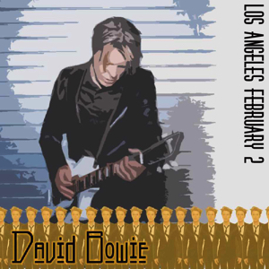David Bowie 2004-02-02 Los Angeles ,Shrine Auditorium (IEM Master Benchboy -zannalee1967 remake) - SQ -9